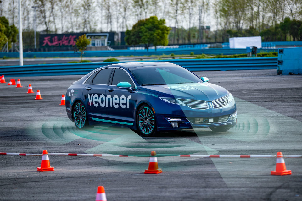 Veoneer wins thermal camera production deal for self-driving car