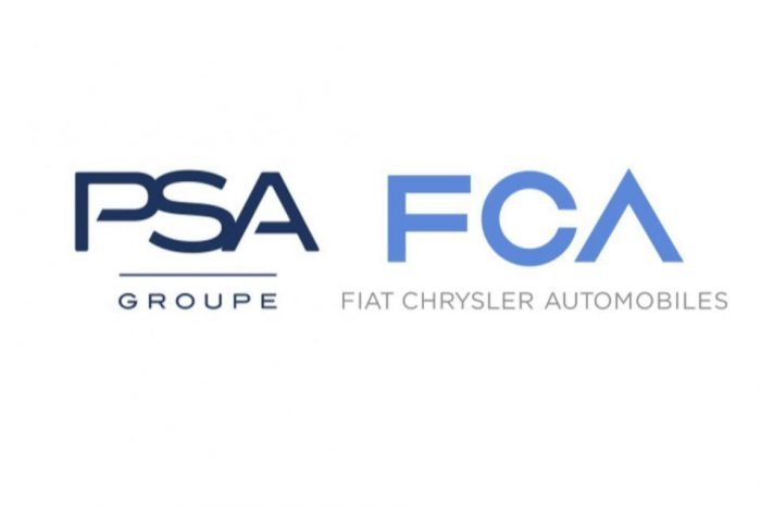 Groupe PSA and FCA plan to join forces to create the 4th largest global OEM in terms of unit sales