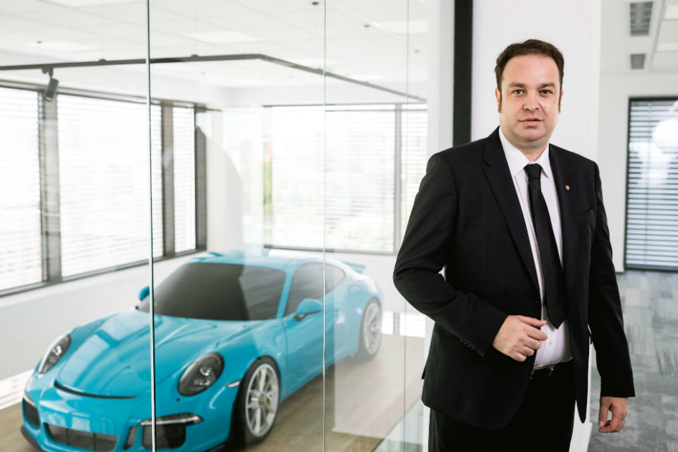 Marius Mihailovici, Porsche Engineering Romania: We are developing projects based on AI, 5G and car to car communication