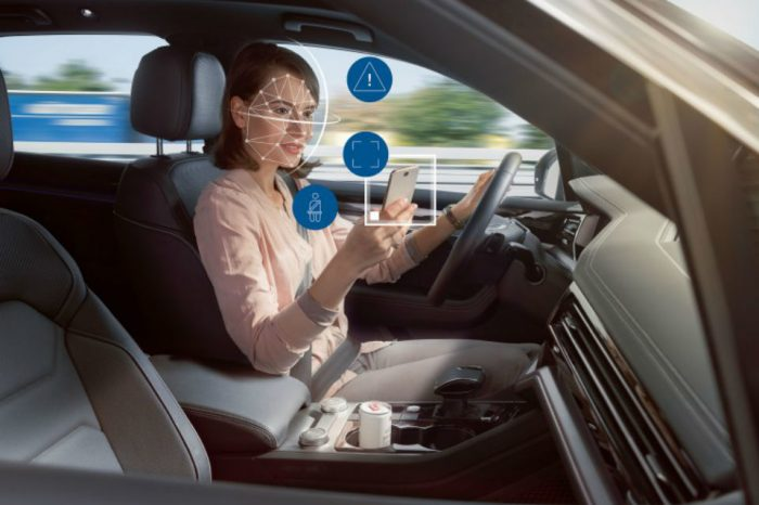 Bosch reveals new interior monitoring system featuring cameras and artificial intelligence