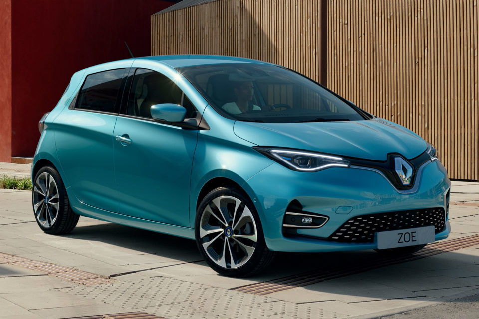 Renault opens order book for the new Zoe in Romania: prices start from 30,350 Euro