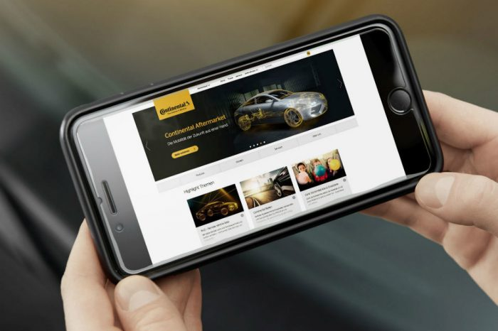Continental launches web portal for the automotive aftermarket