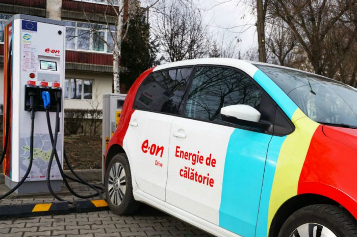 E.ON Romania opens new charging station for electric vehicles in Târgu Mureș