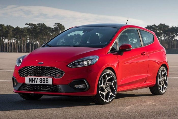 Ford cuts Fiesta production on falling UK demand