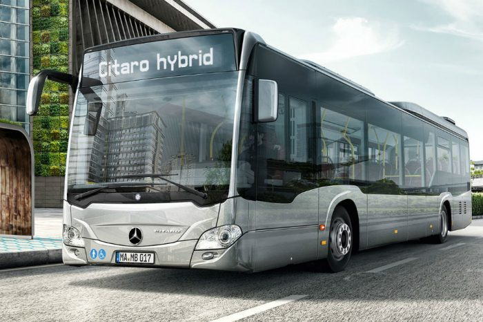 Germany gets 300 million Euro boost for electric bus sales