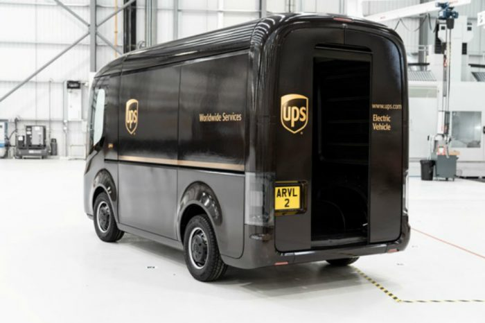 UPS accelerates fleet electrification, buys 10,000 electric delivery vehicles