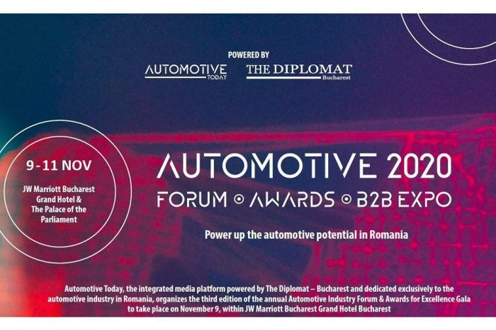 Automotive Industry Forum, Awards for Excellence Gala & B2B EXPO - Power up the automotive potential in Romania