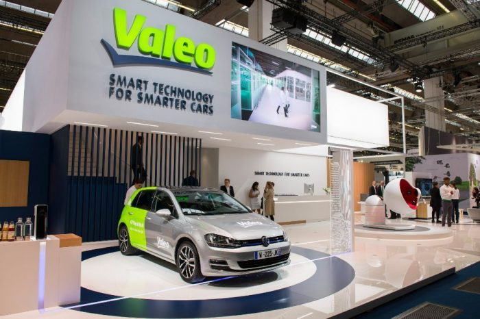 Valeo aims to outperform auto market in 2020
