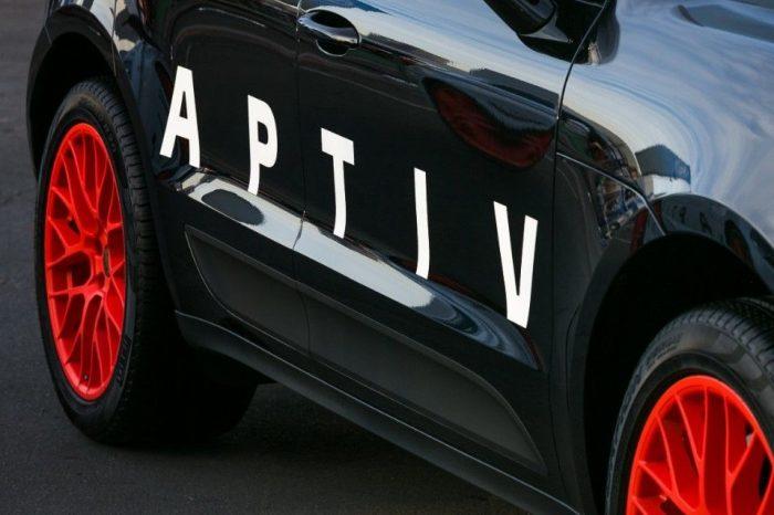 Aptiv says coronavirus hurt revenue by 150-200 million USD