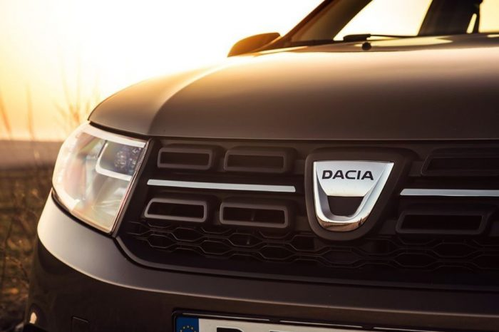 Dacia sales fell 40 percent in first quarter