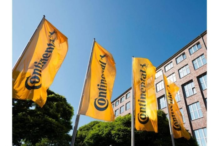 Continental cancels 2020 outlook as coronavirus shuts 40 percent of production locations