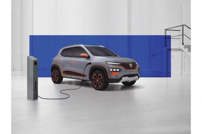 Dacia reveals Spring Electric Concept, its first urban electric vehicle: on sale from early 2021