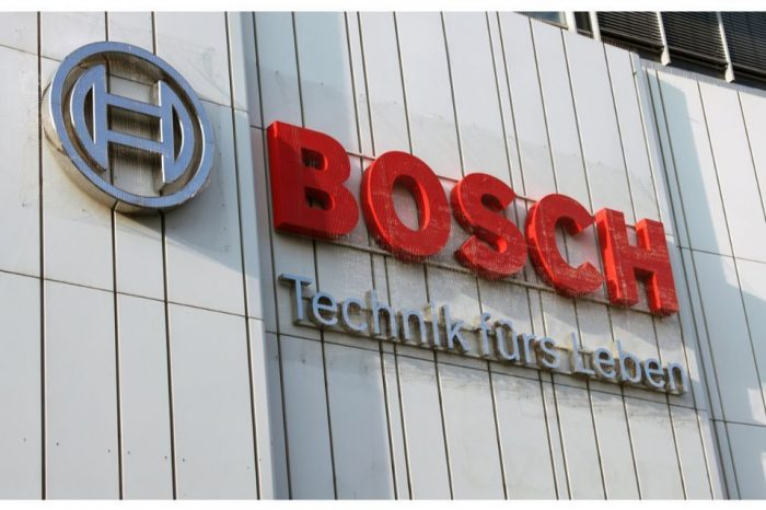 Bosch announces changes on the board of management