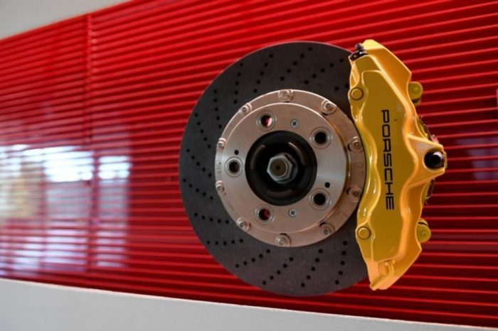 Brembo says more virus restrictions in Italy could hit global auto industry