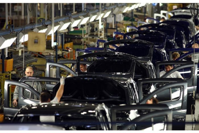 ACEA: 298 automobile factories operating across Europe