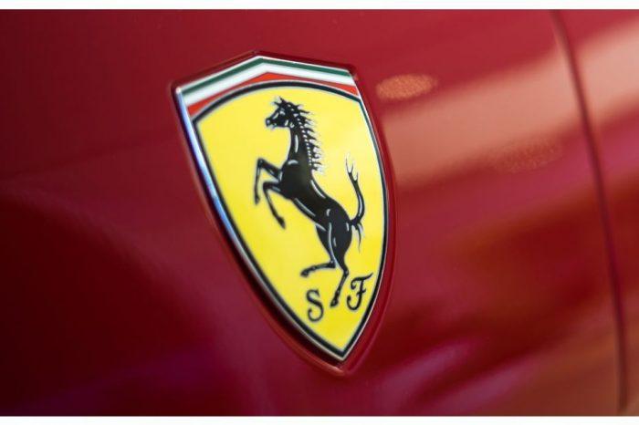 Ferrari raises one million Euro for Italy's healthcare system in COVID-19 fight