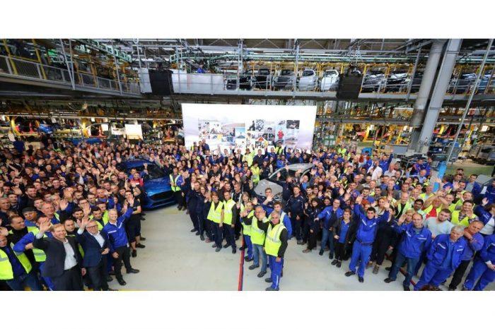 Ford Craiova plant celebrates 12th anniversary