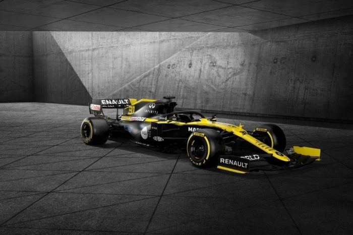 DP World becomes Renault F1 Team global logistics partner, will support supply chain efficiency