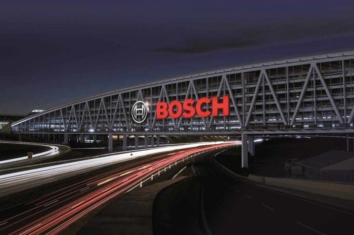 Bosch estimates global car production down 20 percent in 2020
