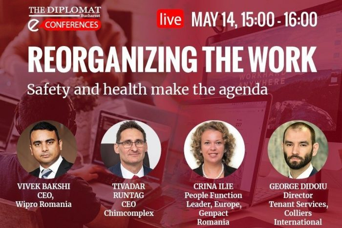 REORGANIZING THE WORK – SAFETY&HEALTH MAKE THE AGENDA E-conference, May14th, 15:00 – 16:00