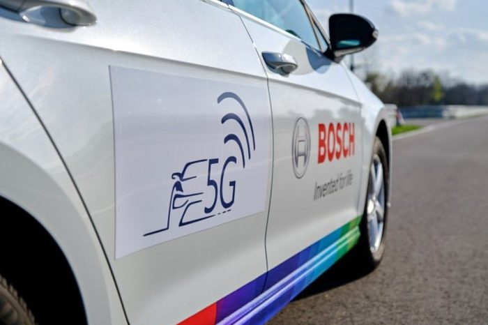 Bosch says new 5G project develops real-time automotive communication solutions to boost safety and efficiency
