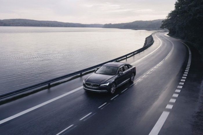 Volvo sets 180 kph speed limit for every model, sends strong signal about dangers of speeding