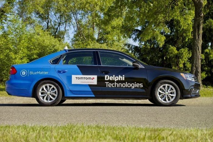 Delphi Technologies says new ADAS Map innovation delivers fuel savings of more than 10 percent in passenger cars