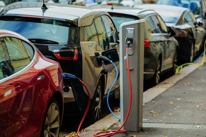 Global EV charging stations passes one million threshold