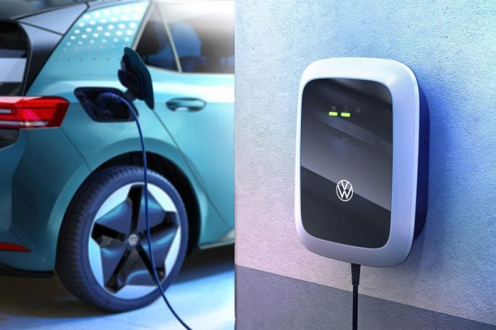 Volkswagen launches ID.Charger wallbox for electric vehicles