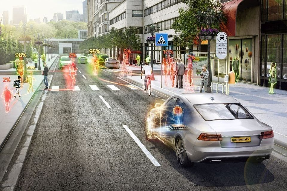 Continental and Technical University of Iasi are jointly researching AI for automated driving in cities