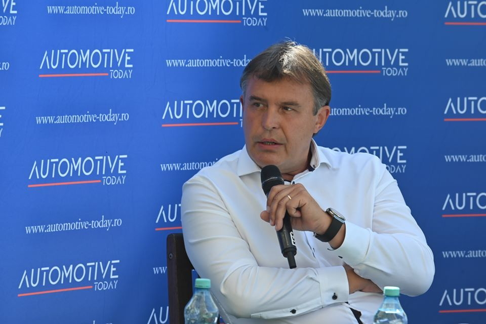 "Mihai Boldijar, Bosch Romania: ""You can't stop your R&D activities whatever happens"""