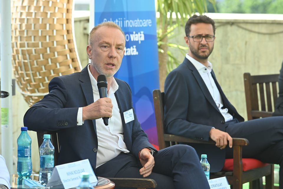 """Catalin Stratulat, Wipro: """"Around 50 percent of consumers say that their next car is going to have an alternative propulsion engine"""""""