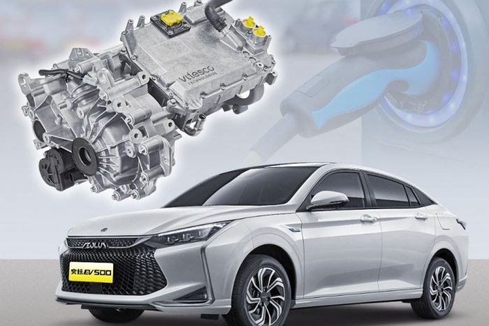 Vitesco Technologies delivers integrated axle drive to Chinese group Dongfeng