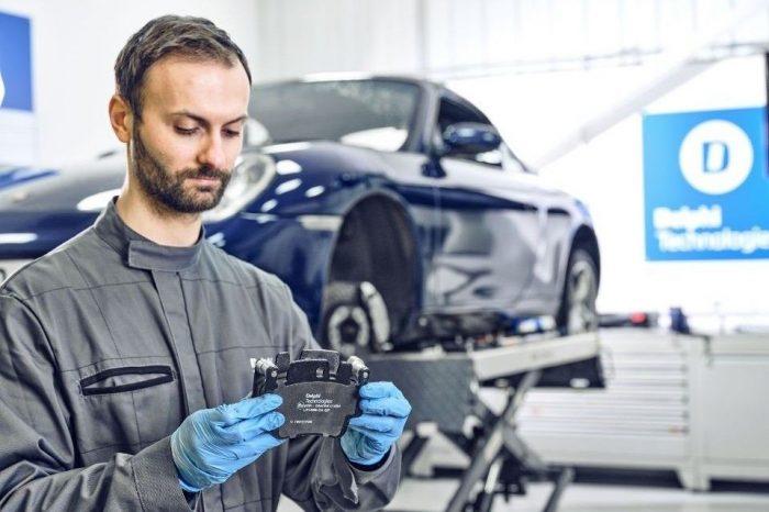 Delphi Technologies expands aftermarket braking program for European customers