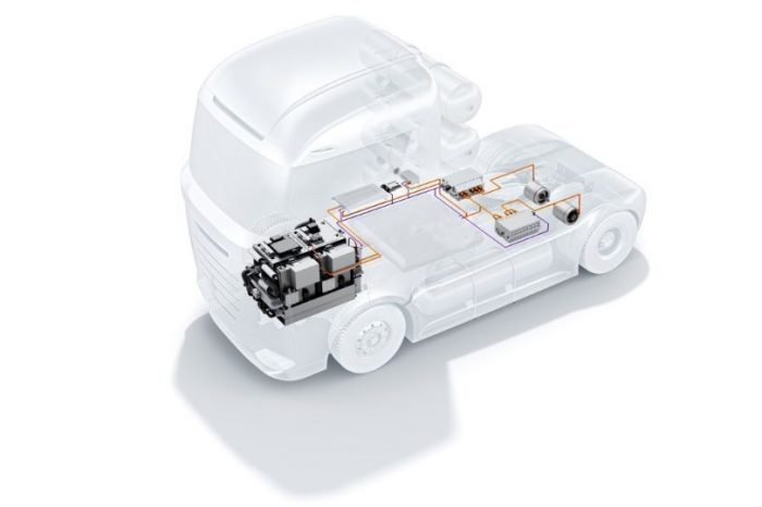 Mobility of the future needs fuel cells, Bosch says