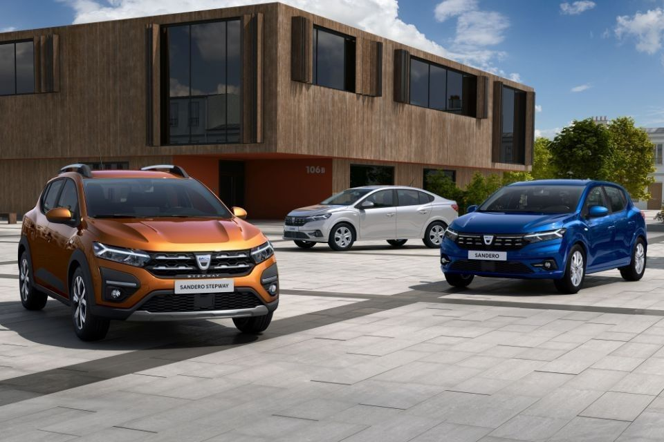 Dacia reveals its first brand management committee
