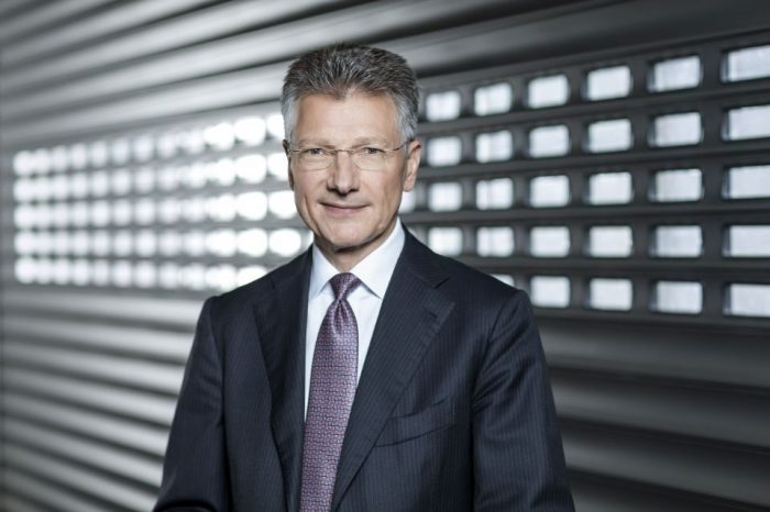 Elmar Degenhart, CEO of Continental, resigns from his position for personal reasons