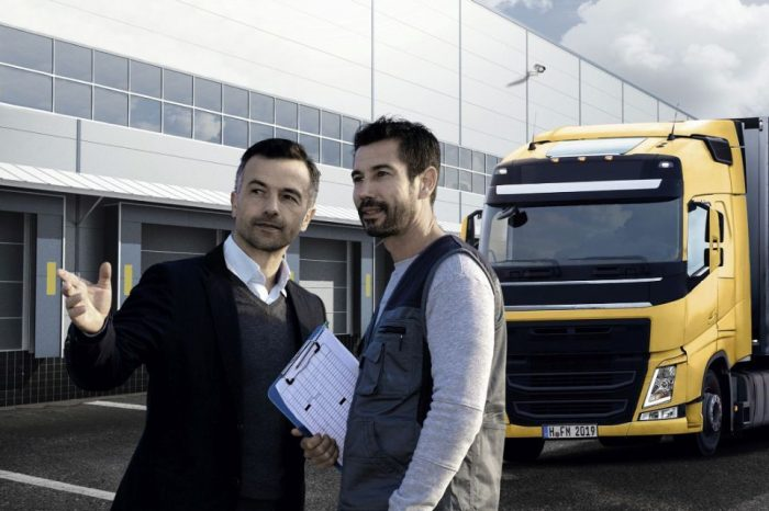 Continental develops digital solution for the logistics industry