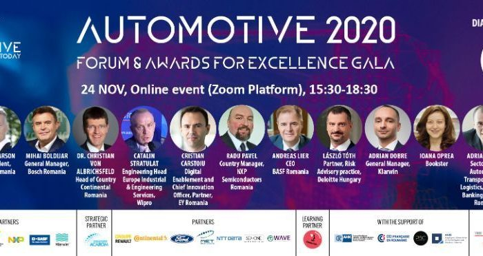 Meet the finalists of the third Automotive Awards For Excellence Gala by The Diplomat-Bucharest