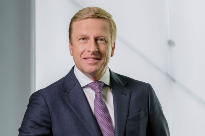 BMW CEO Zipse is the new president of ACEA