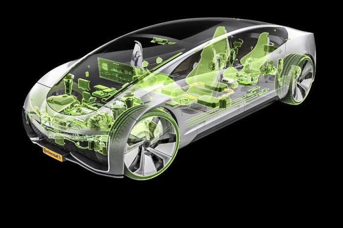 Continental aims carbon-neutrality for all production processes by 2040