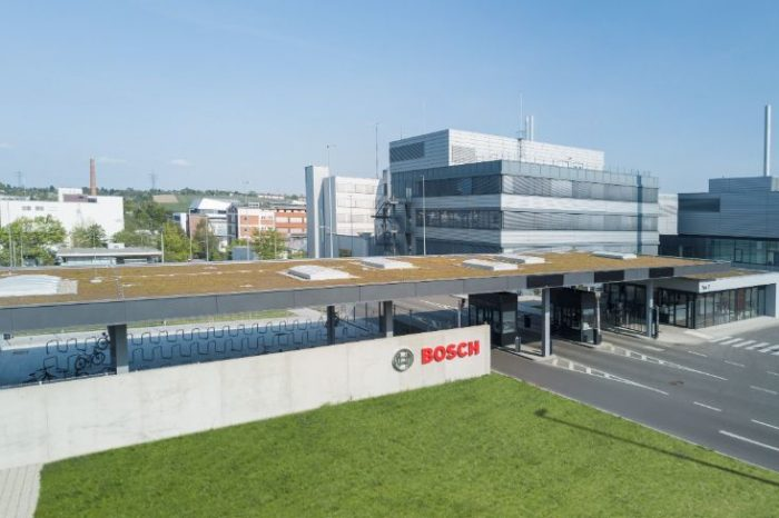 Bosch launches first 5G campus network