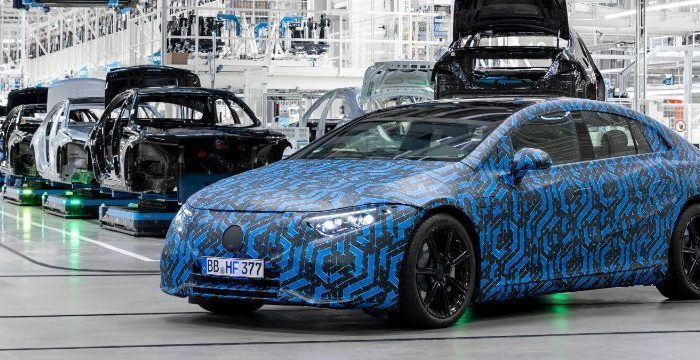 Mercedes-Benz to launch six new EQ electric vehicles by 2022