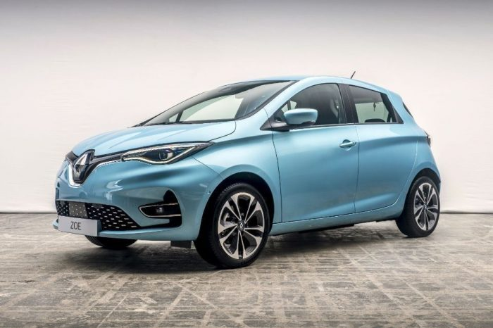 Renault leads Europe's EV market, 96,000 units sold so far this year