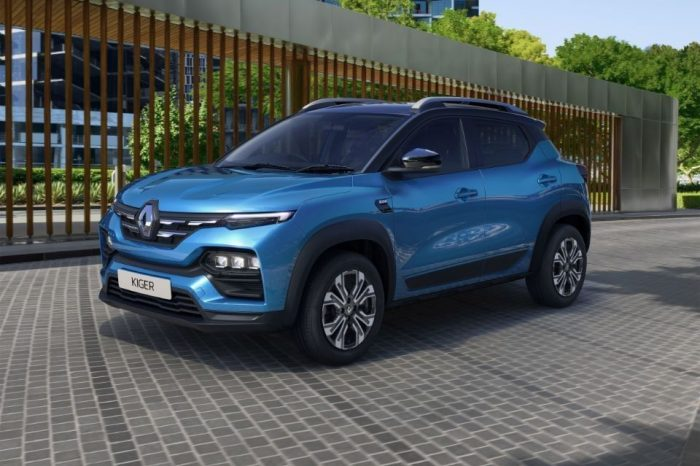 Renault launches Kiger, a new compact SUV