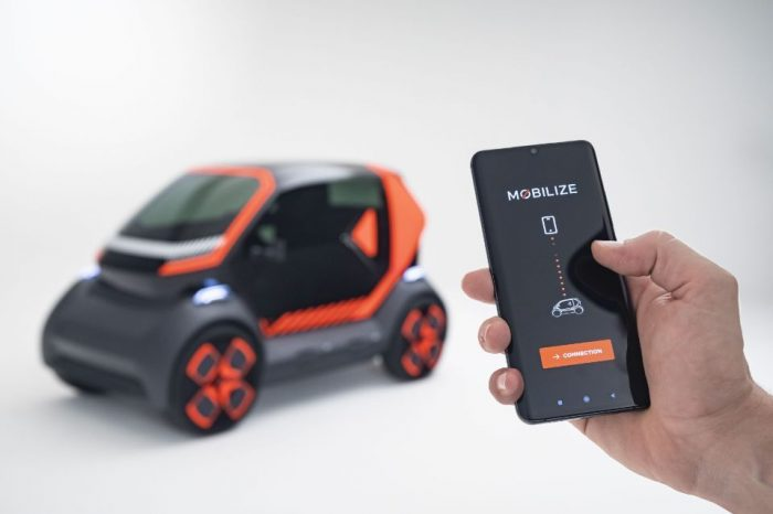 Renault launches Mobilize, a new brand dedicated to mobility and energy services