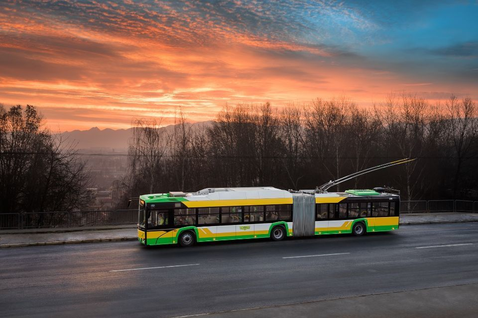 Solaris to deliver another 25 trolleybuses to Brasov