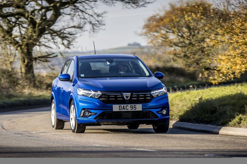 Dacia Sandero is crowned Car of the Year 2021 in UK