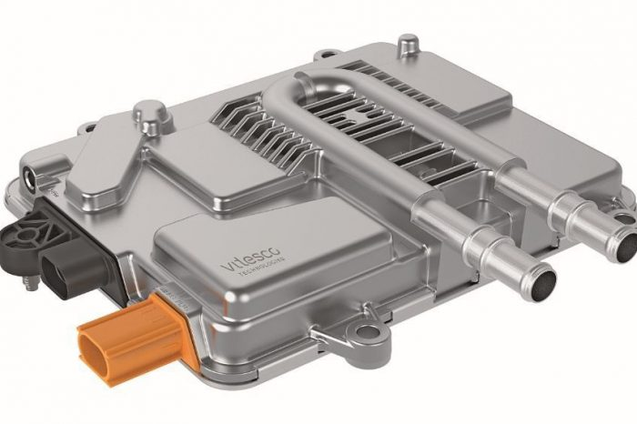 Vitesco Technologies launches new converter to reduce emissions in hybrid vehicles