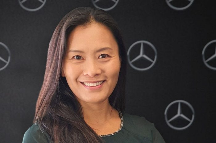 Mercedes-Benz Romania appoints Amanda Zhang as new CEO